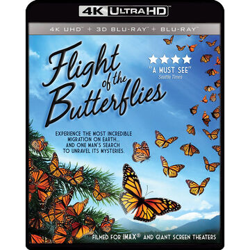 Flight Of The Butterflies - 4K UHD Blu-ray