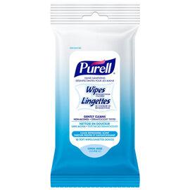 Purell Hand Sanitizing Wipes - 10's