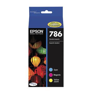 Epson T786 Ink Cartridge - Multi-Colour - T786520-S