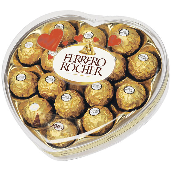 Ferrero Rocher Heart - 16 piece