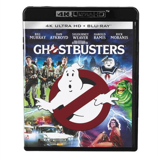Ghostbusters (1984) - 4K UHD Blu-ray