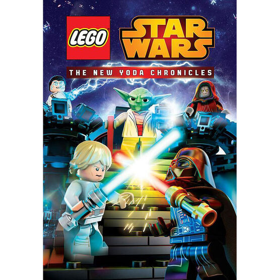 Lego Star Wars: The New Yoda Chronicles - DVD