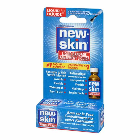 New Skin Liquid Bandage - 10ml