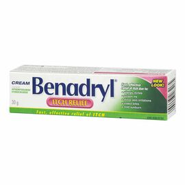 Benadryl 2% Cream - 30g
