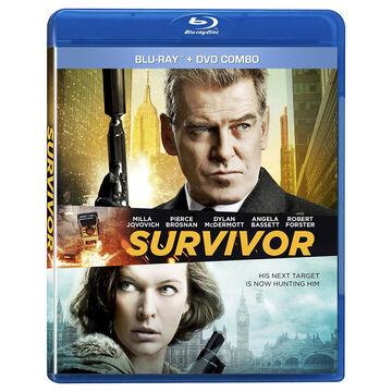 Survivor - Blu-ray Combo