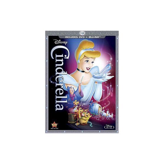 Cinderella - DVD + Blu-ray