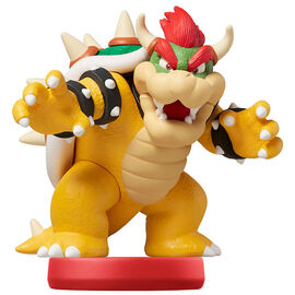 Nintendo Amiibo Bowser Classic