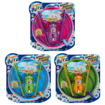 Blitz Bubble Mighty Wand - Assorted
