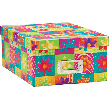 Pioneer Photo Storage Box - Assorted Colours and Designs