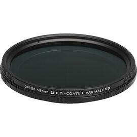 Optex Variable Neutral Density Filter - 58mm - 58MCVND