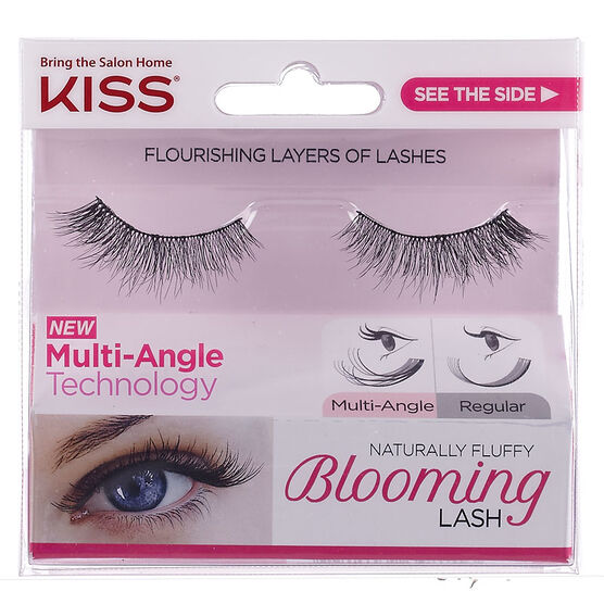 Kiss Natural Flourish Blooming Lash - Camellias - KBH05