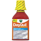 Vicks Dayquil Complete Cold and Flu Liquid - 236ml