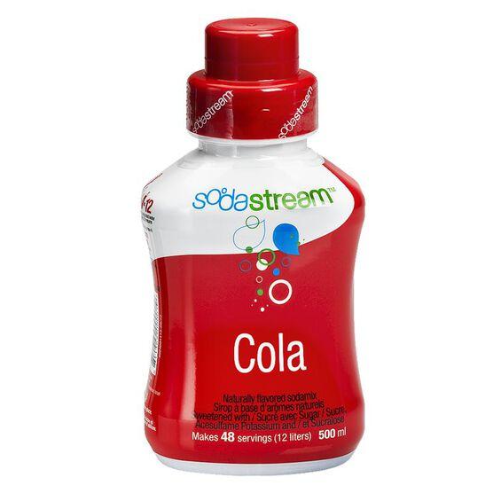 SodaStream Syrup - Cola - 500ml