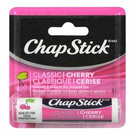 Chapstick Lip Balm - Cherry - 4g