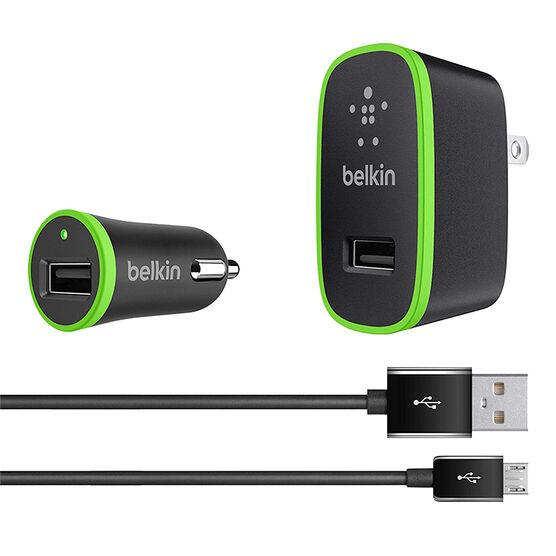 Belkin Car Charger 3.4A USB - F8M895TT04