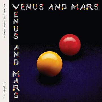 Paul McCartney and Wings - Venus and Mars - 2 LP Vinyl