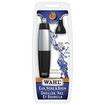 Wahl Ear Nose and Brow Trimmer - Black - 5546