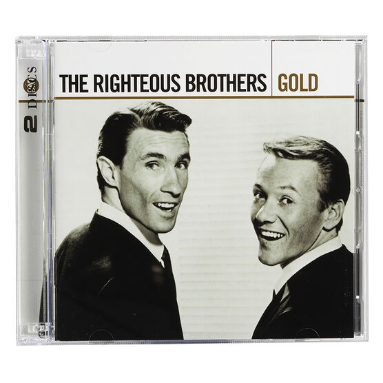 The Righteous Brothers - Gold - CD