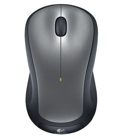 Logitech M310 Wireless Mouse - Silver - 910-001676