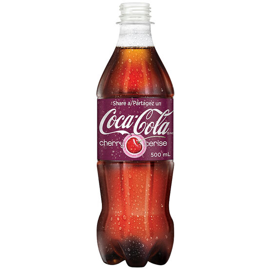 Cherry Coke - 500ml
