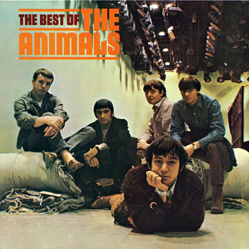 Animals, The - The Best of The Animals - 180g Clear Vinyl