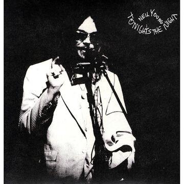 Neil Young - Tonight's The Night - Vinyl