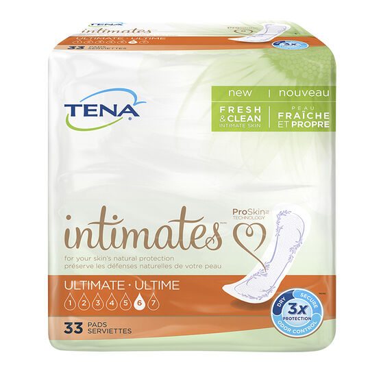 Tena Pads Ultimate - 33's