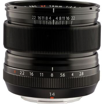 Fuji XF 14mm F/2.8 Lens - 16276481