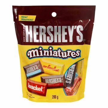 Hershey's Miniatures - 200g