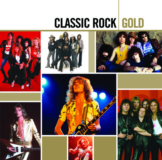 Classic Rock - Gold - 2 Disc Set