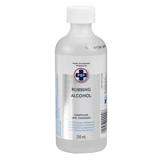 PSP Rubbing Alcohol - 250ml