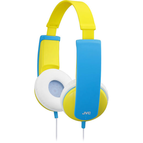 JVC Kids Headphones - Blue - HAKD6Y