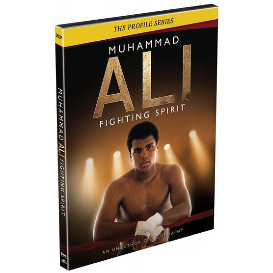 Mohammad Ali: Fighting Spirit - DVD