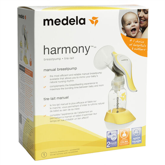 Medela Harmony Breast Pump - 27161