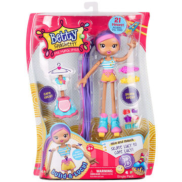 Betty Spaghetty - Assorted