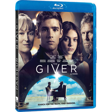 The Giver - Blu-ray