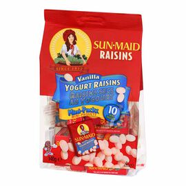 Sun-Maid Yogurt Raisins - 10 x 14g