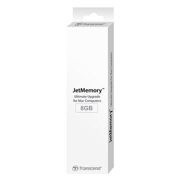 Transcend 8GB Apple JetMemory DDR3 1333Mhz SO-DIMM - TS8GJMA324H