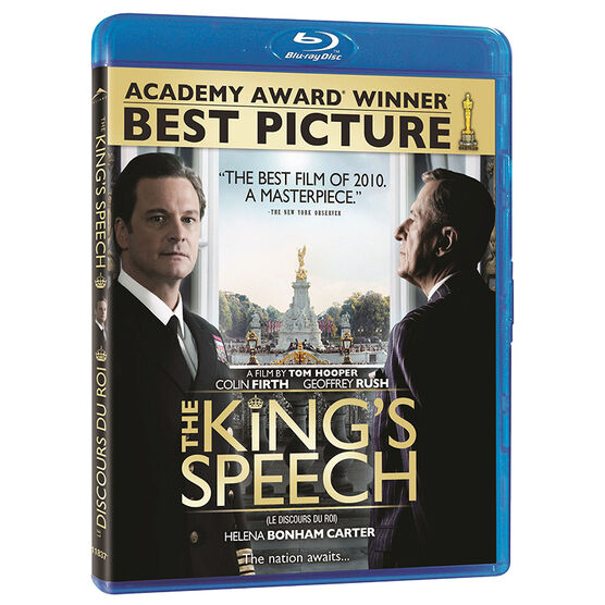 The King's Speech - Blu-ray