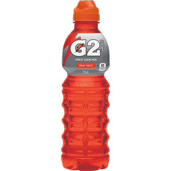Gatorade G2 - Fruit Punch - 710ml