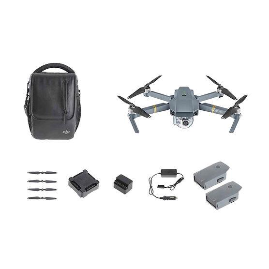 PRE-ORDER: DJI Mavic Pro Fly More Combo - Black - CP.PT.000642