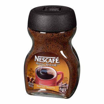 Nescafe Coffee - Rich Hazelnut - 150g
