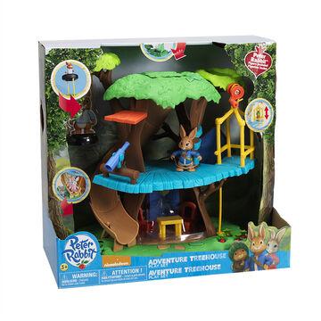 Peter Rabbit Adventure Treehouse Set