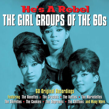 Various Artists - Girl Groups of the 1960s - 3 CD