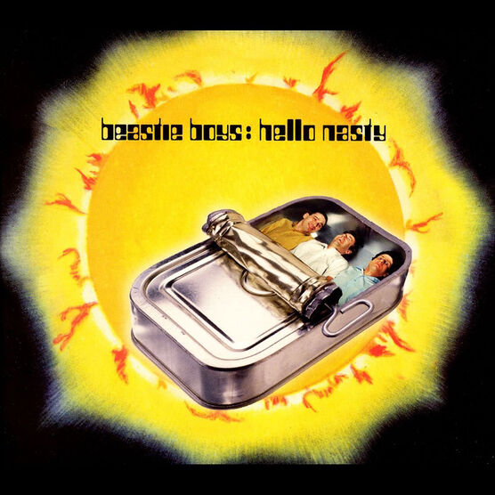 Beastie Boys - Hello Nasty (Remastered) (Special Edition) - 180g Vinyl