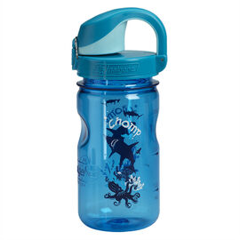 Nalgene Kids On The Fly Bottle - Chomp - Slate - 375 ml