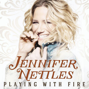 Jennifer Nettles - Playing With Fire - CD