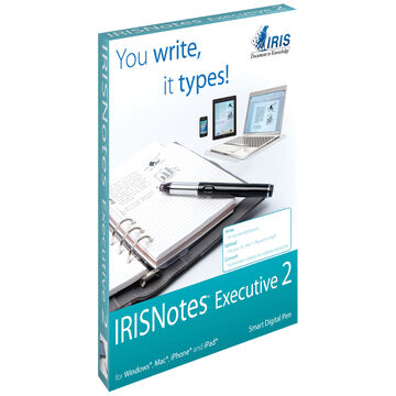 IRIS Notes Executive 2 Digital Pen