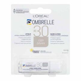 Ombrelle Transparent Lip Balm - SPF 30 - 4.4g