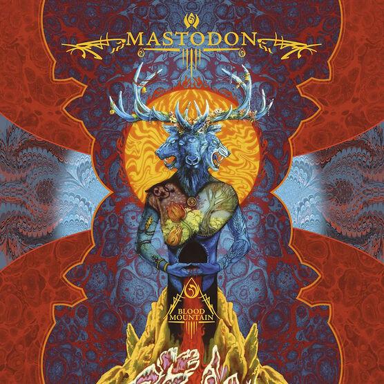 Mastodon - Blood Mountain - Vinyl